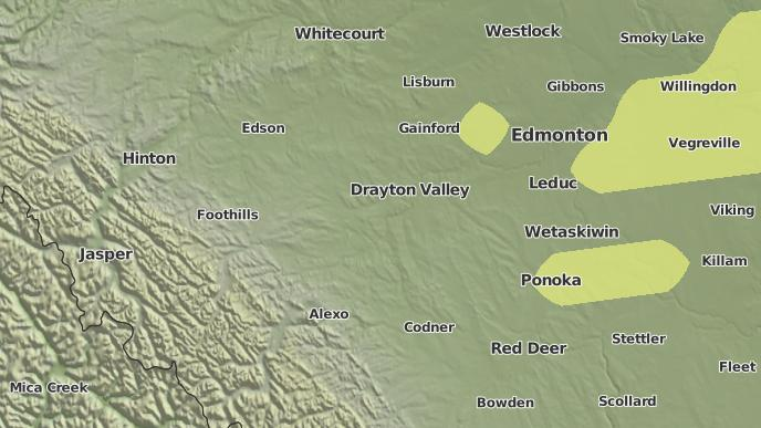 for Drayton Valley, Alberta
