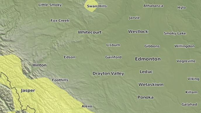 pour Wildwood, Alberta