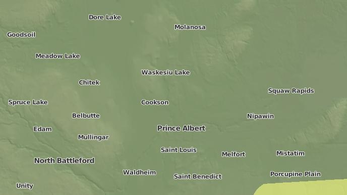 pour Valbrand, Saskatchewan