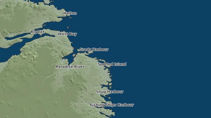 pour Table Bay, Terre-Neuve-et-Labrador
