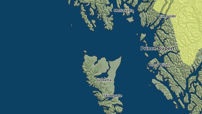 for Dangingay 12, British Columbia