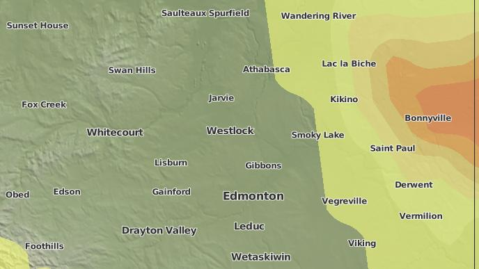 for Thorhild County No. 7, Alberta