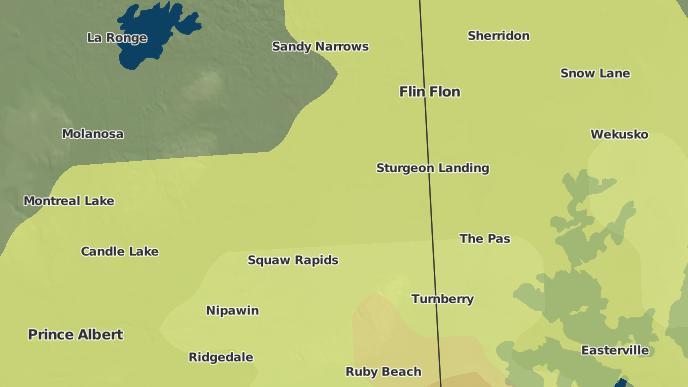 for Pine Bluff I.R. 20A, Saskatchewan