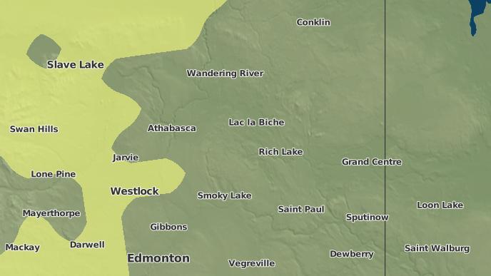 pour Bondiss, Alberta