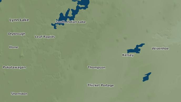 pour Opekunosakakanihk Indian Reserve, Manitoba