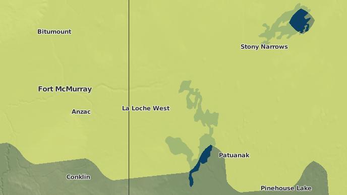 pour Turnor Lake I.R. 193B, Saskatchewan