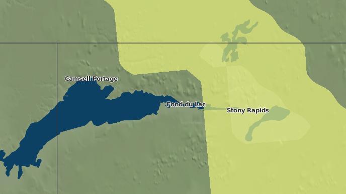 for Fond du Lac I.R. 229, Saskatchewan