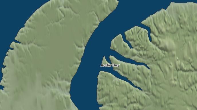 pour Arctic Bay, Nunavut