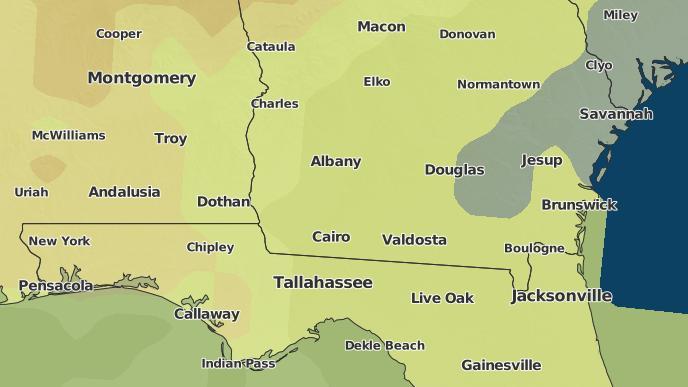 3-Day Severe Weather Outlook: Damascus, Georgia - The ... on tyre map, beirut on a map, sanaa map, persia map, jordan map, constantinople map, aleppo map, euphrates river map, medina map, syria map, canaan map, mecca map, ankara map, sinai peninsula map, iraq map, muscat map, amman map, jerusalem map, libya map, belgrade map,