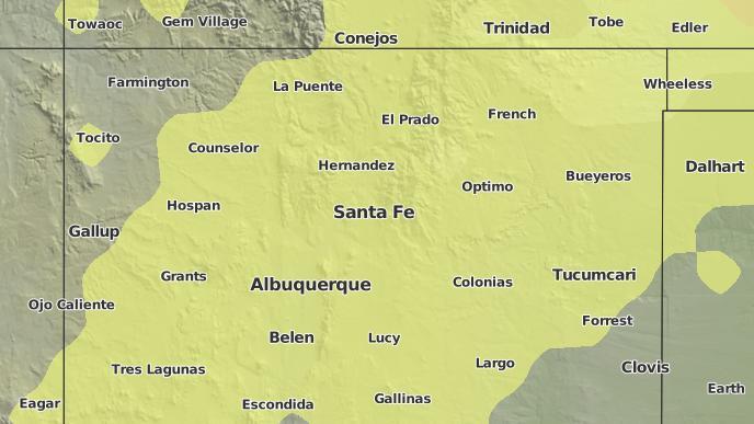 for Ilfeld, New Mexico
