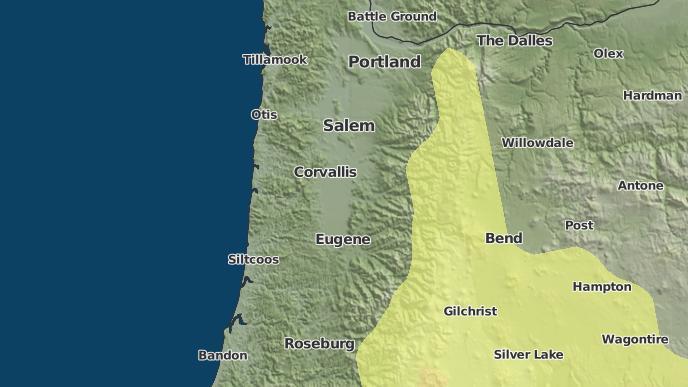 for Albany, Oregon