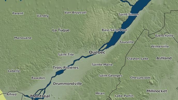 pour Saint-Raymond, Québec