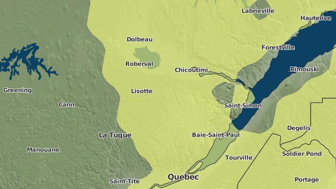 for Lac-Ministuk, Quebec