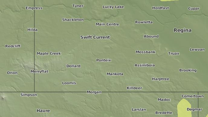 for Hazenmore, Saskatchewan