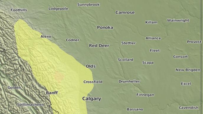 for Highland Ranch, Alberta