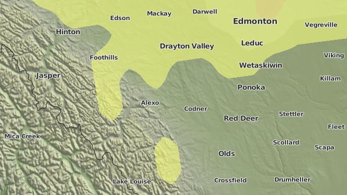 for Horburg, Alberta