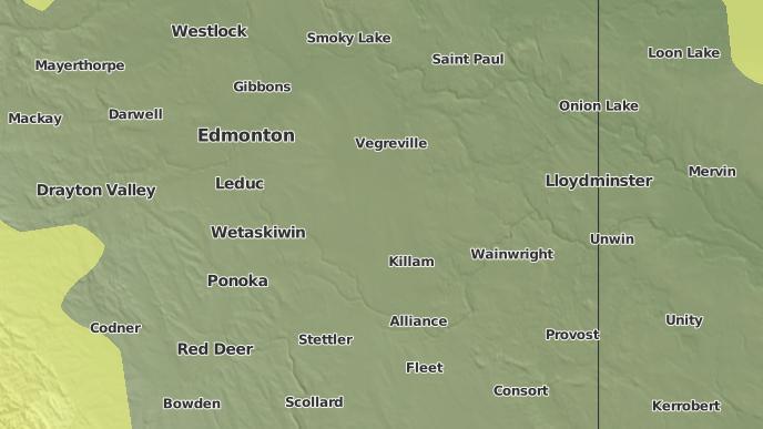pour Ohaton, Alberta