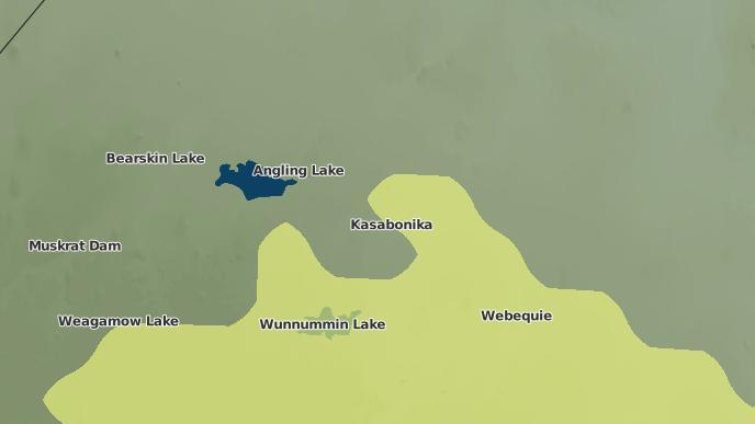 for Wawakapewin Indian Reserve, Ontario