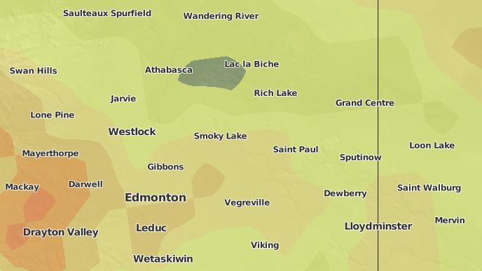 for Ashmont, Alberta