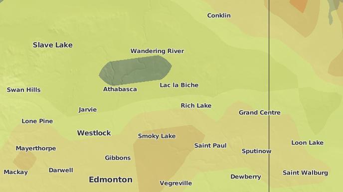 pour Atmore, Alberta