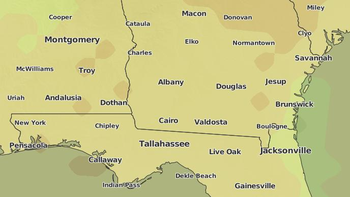 For Albany Georgia