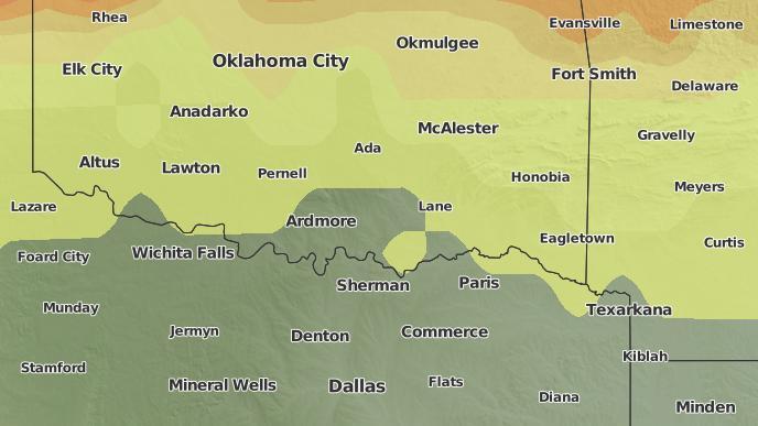 for Atoka, Oklahoma