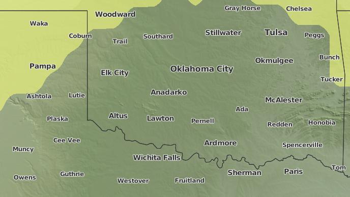 for Chickasha, Oklahoma