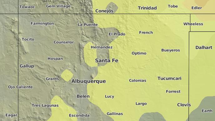 pour Agua Fria, Nouveau-Mexique