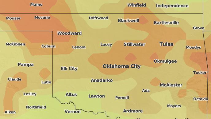for Watonga, Oklahoma