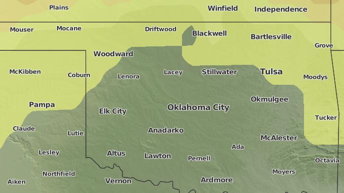 For Oklahoma City Oklahoma Sorry Data Is Not Available