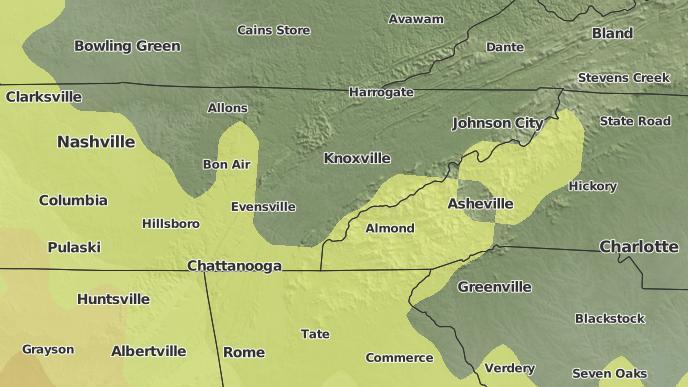 pour Cherokee, Caroline du Nord