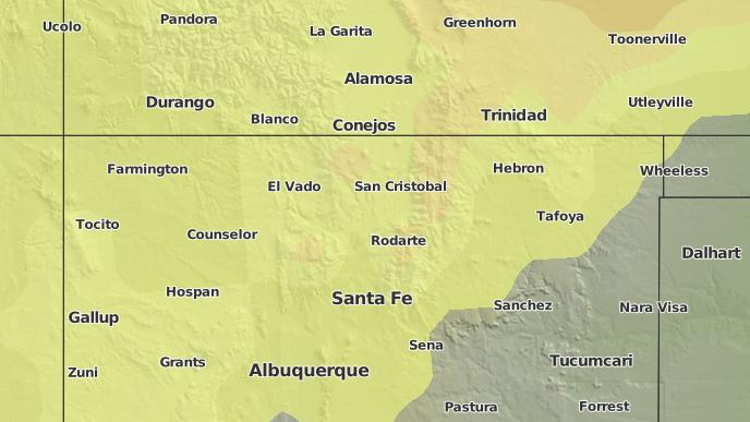for Penasco, New Mexico