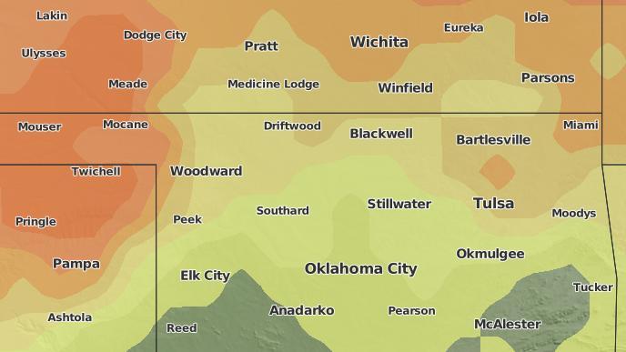 for Enid, Oklahoma