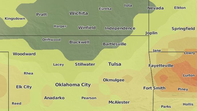 for Avant, Oklahoma