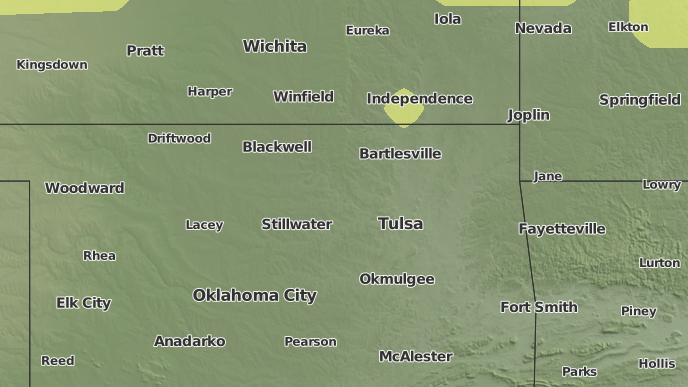 for Tulsa, Oklahoma