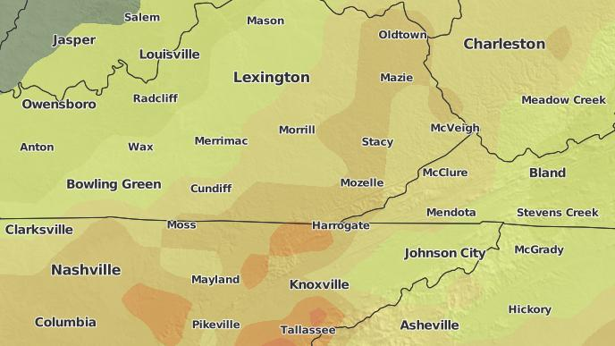 for South Fork, Kentucky