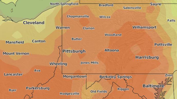 for Avonmore, Pennsylvania