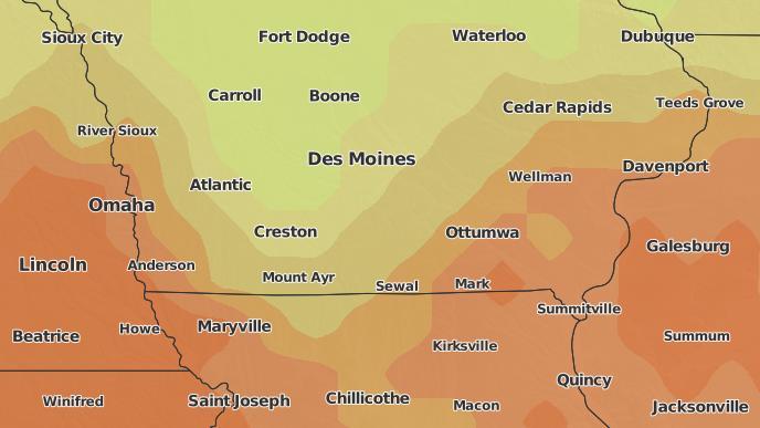 for Afton, Iowa