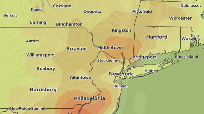 for Landing, New Jersey