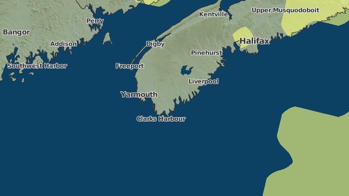 pour Welshtown, Nouvelle-Écosse
