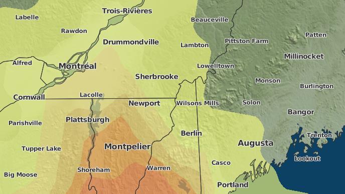 pour Ogden, Québec