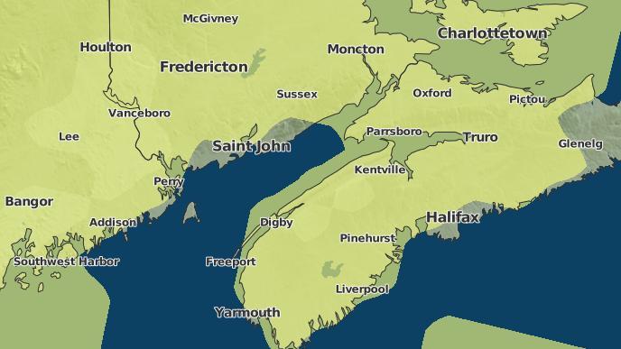 for West Dalhousie, Nova Scotia