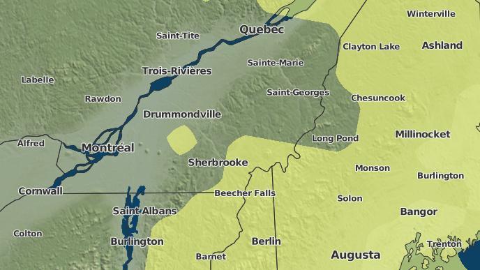 for Cookshire-Eaton, Quebec