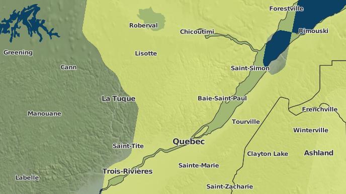 pour Petit-Lac-Wayagamac, Québec