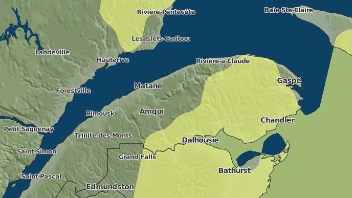 pour Val-d'Irène, Québec