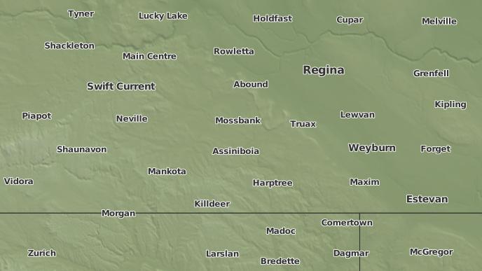 pour Vantage, Saskatchewan