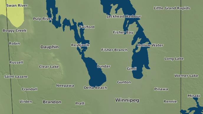 pour Lundar, Manitoba
