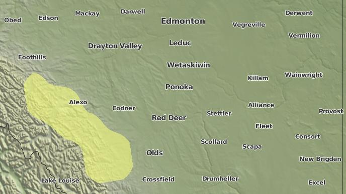for Blackfalds, Alberta