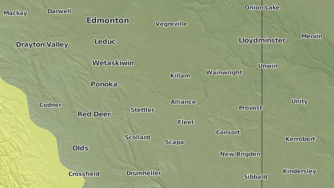 for Cordel, Alberta