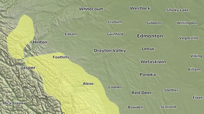 pour Antross, Alberta
